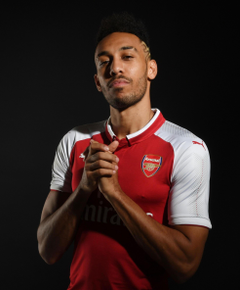 New Arsenal signing Pierre