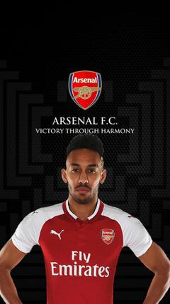 Pierre Emerick Aubameyang Arsenal Wallpapers Android