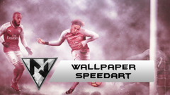 Aubameyang Arsenal SpeedArt Kitswap Wallpapers
