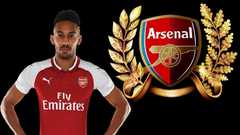 HD Pierre Emerick Aubameyang Arsenal Wallpapers