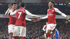 Auba Joining Mkhi a factor in Arsenal move