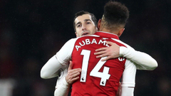Aubameyang Mkhitaryan to the rescue Dynamic duo can save