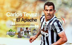 WZ 45 Carlos Tevez Wallpapers Carlos Tevez Full HD Pictures and