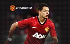 Javier Chicharito Hernandez Manchester United 2012 HD Wallpapers