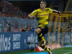 Christian Pulisic Continues his Rise While Moving to Cusp of