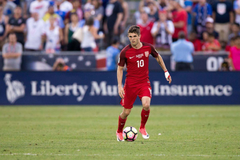 Christian Pulisic nominated for ESPY