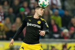 Rumour Mongering Dortmund Put A Price Tag On Christian Pulisic