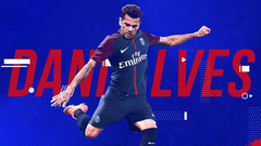 Dani Alves officially joins PSG apologizes to Manchester City
