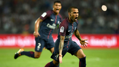Transfer news Dani Alves credits those who talked him away from