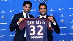Dani Alves transfer snub made Manchester City go from Virfil Van