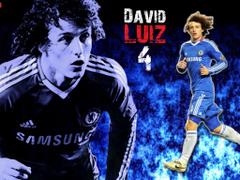 HD Chelsea FC Wallpaper David Luiz Full HD Wallpapers Football