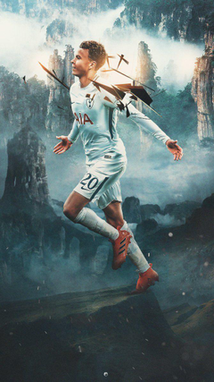 Dele Alli Wallpapers by RonitGFX