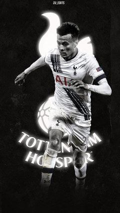 dele alli by UhgGfx