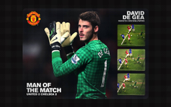 David De Gea United Keeper Wallpapers