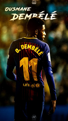 Ousmane Dembélé Wallpapers hd