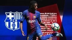 Usman Dembele HD Desktop Wallpapers