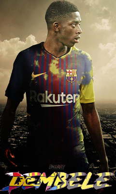 Dembele Wallpapers by harrycool15