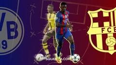 Ousmane Dembele Barcelona Desktop Wallpapers