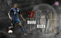 David Alaba Football Wallpaper Backgrounds and Picture