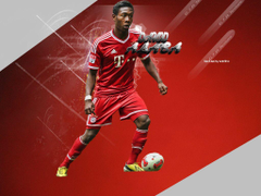 David Alaba Wallpapers by Yousef