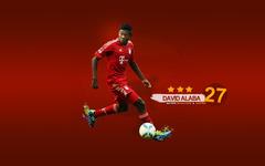 David Alaba Football Wallpapers