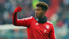 RUMOURS Manchester United want Alaba