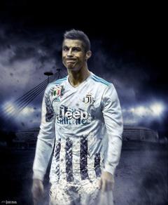 CR7 Juventus turin