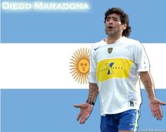 Diego Maradona HD Wallpapers