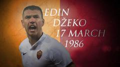 EDIN DZEKO GOALS HIGHLIGHTS