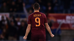 Serie A Dzeko feels Roma fans are waiting with insults
