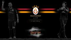 Galatasaray S K Fernando Muslera Wesley Sneijder Wallpapers HD