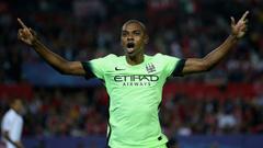 RUMOURS Juventus eye Manchester City s Fernandinho