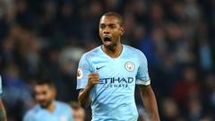 Fernandinho hopes Liverpool crumble under pressure