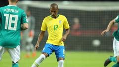 Willian Paulinho Renato Augusto Marcelo e Fernandinho Tite deixa