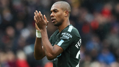 Fernandinho out of Man City s trip to Arsenal