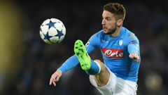 Manchester United target Mertens is finally proving he can be key