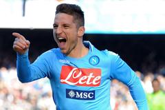 Napoli 2 Sampdoria 0 The Dries Mertens Show