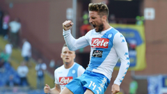 Mertens never considered leaving Napoli amid Barca and Chelsea