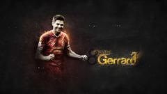 Steven Gerrard Liverpool FC Wallpapers