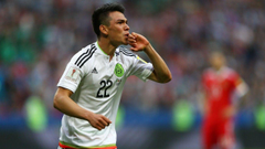 Mexico Player Ratings Hirving Lozano seizes opportunity against