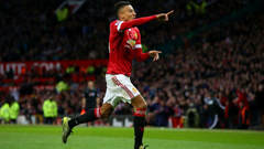 Martial replaces Rooney as the main man at Old Trafford The best