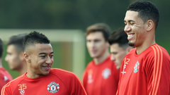 Man Utd Comment Could Jesse Lingard be Man Utd s attacking savior