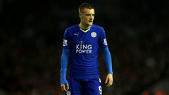 Vardy set to miss FA Cup clash due to surgery