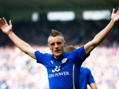 Late developer Jamie Vardy revels in a true rags to riches tale