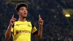 Jadon Sancho s path from Man City reserves to England squad and
