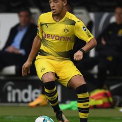 Jadon Sancho s Dortmund debut sends a message to the talented