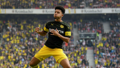 Zorc expects long Dortmund stay for Sancho
