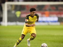 football acutalités Dortmund teenager Sancho gets England squad call