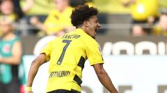 Jadon Sancho transfer news Dortmund deny Sancho release clause but