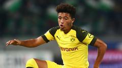 Transfer news Perfect player Jadon Sancho set to make Borussia